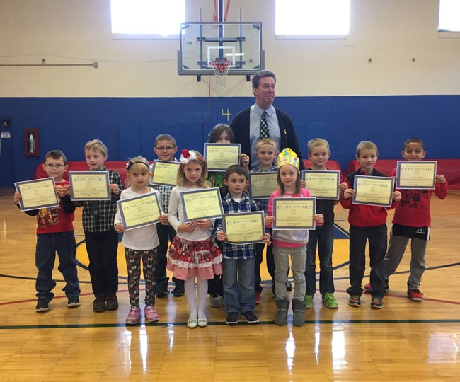 BES CUBS AWARDS